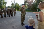 21 августа 2019 Сборы Нижний Новгород 2019 Возвращение.