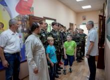 22 августа 2019 Встреча чкаловских православных витязей