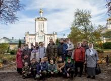 13-14 октября 2018 Оптина пустынь.
