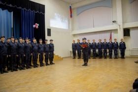 26-30 октября 2018 Клятва кадета
