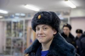 26 октября 2019 Мулино Клятва кадета Палкин Иван