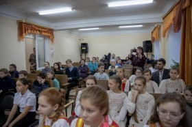 3 декабря Музыкальная школа