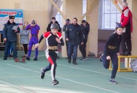 Пожарно-прикладной спорт. 25 января 2018.