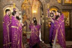 В неделю Торжества Православия.