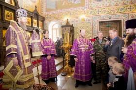 25 февраля в неделю Торжества Православия