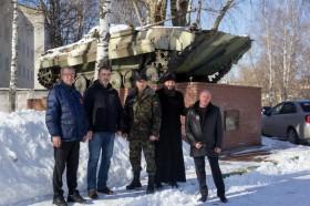 Церковь и Армия.17 марта 2018 Н Новгород