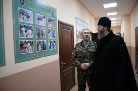 30 декабря 2018 Встреча с Владыкой.