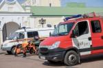 370 лет Пожарной охране РФ.