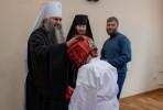 Встреча с митрополитом.