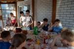 Православная семья.