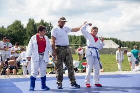 Православный воин Дивеево-2017