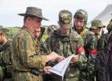 Военно-тактические соревнования Дивеево 2017