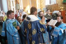 2 сентября Архипастырское благословение на начало учебного года.