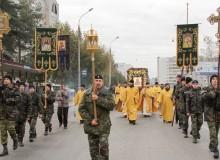 Крестный ход 4 октября 2013 г.