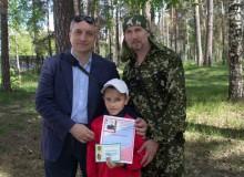 5 этап соревнований на приз Героя Советского Союза Ракутина К.И.