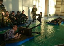 Соревнования на приз Героя Советского Союза Ракутина К.И. по стрельбе