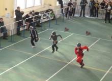Зимнее первенство по пожарно-прикладному спорту Нижегородской области