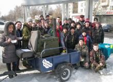 Очередной этап соревнований на приз Героя Советского Союза К.И. Ракутина