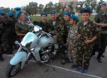 Сборы Рязань 2015. Мотоциклисты