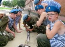 Военно-спортивные полевые сборы