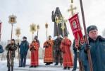 КРЕСТНЫЙ ХОД В ДЕНЬ ПРАЗДНОВАНИЯ СОБОРА НОВОМУЧЕНИКОВ ЦЕРКВИ РУССКОЙ