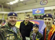 XIII Открытый межрегиональный турнир по армейскому рукопашному бою